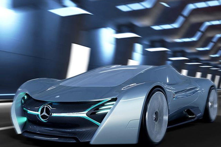 This Is The Most Exciting Sports Car Mercedes Will Never Make Carbuzz