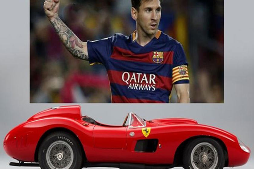Did Messi Really Buy That 35 7 Million Ferrari Here S Your Answer Probably Carbuzz
