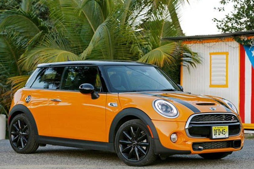 Mini Cooper Colors >> Mini Just Might Offer As Many Unique Customization Options As