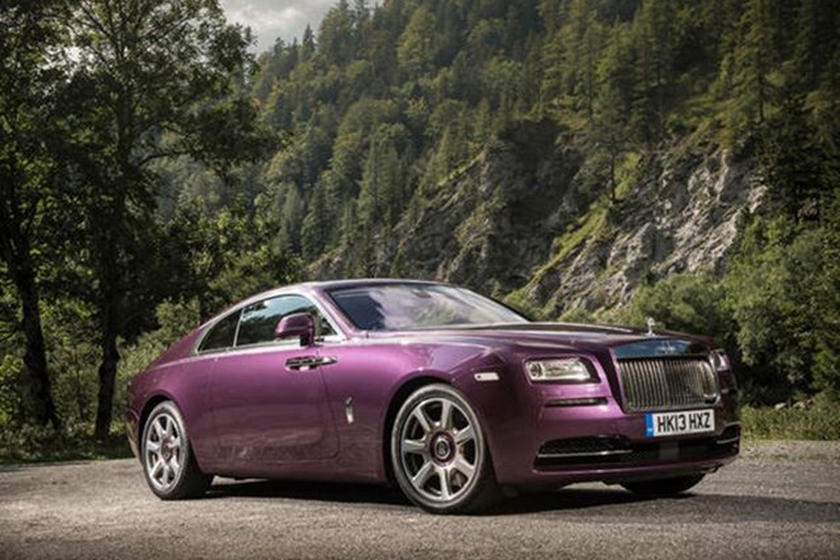 We Picked The 5 Best Paint Colors Offered By World's Ultimate Rhcarbuzz: Rolls Royce Paint Code Location At Gmaili.net