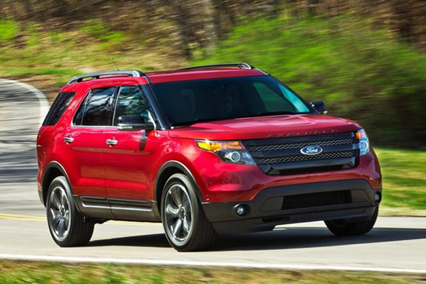 Ford Explorer Exhaust Leak >> The Ford Explorer Is Under Investigation For Leaking Exhaust