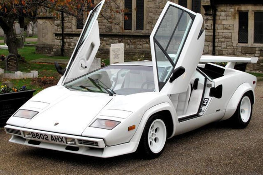 The Next Lamborghini Sports Car Could Be Based On A Classic Carbuzz