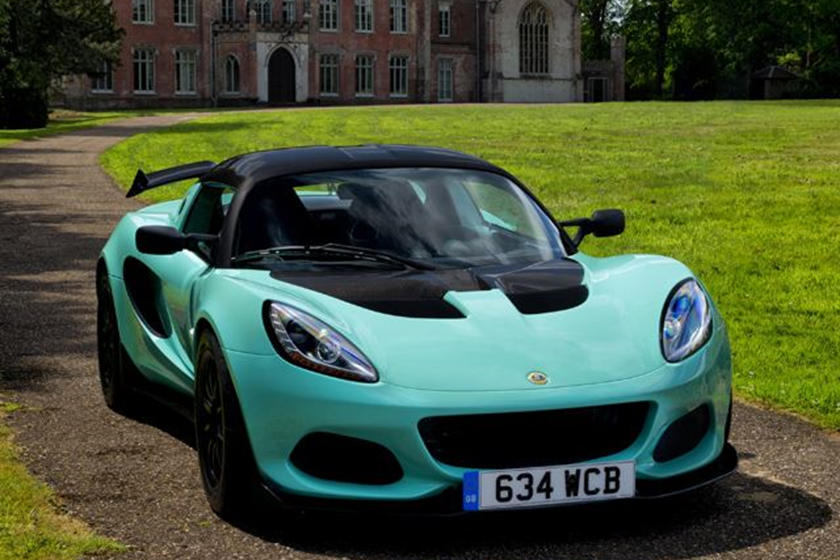Lotus Elise 0 60 >> The Fastest Street Legal Lotus Elise Goes From 0 60 In 3 9