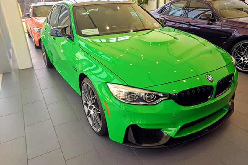 This Is The Secret To Ordering A Bmw In Any Color On The Planet Carbuzz