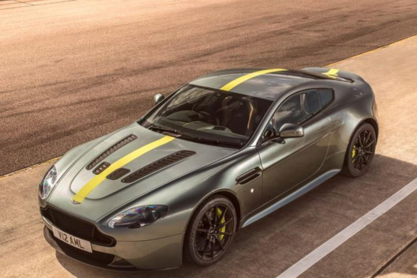 Aston Martin Vantage Recalled Over Transmission Issues Carbuzz