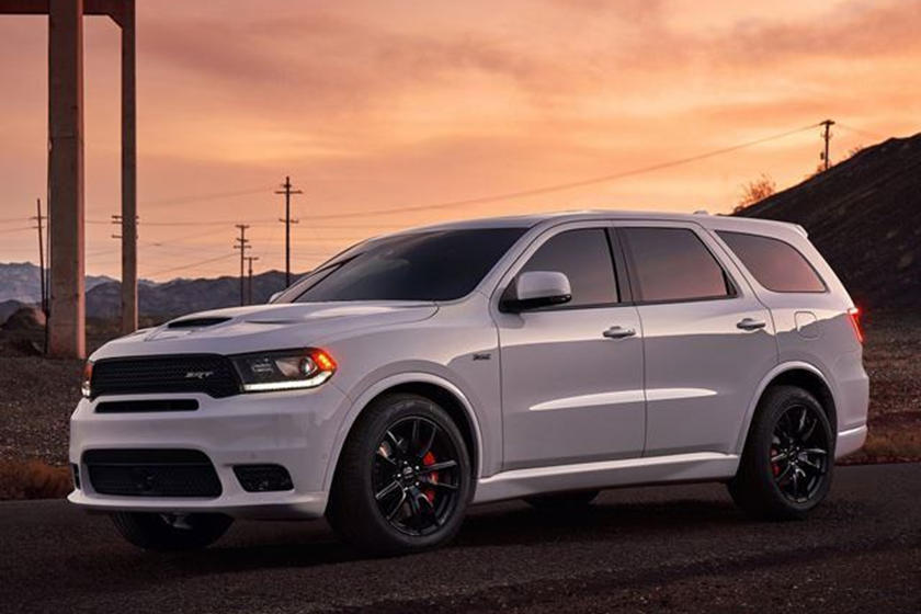 Dodge Durango Hellcat >> The Dodge Durango Srt Costs Nearly As Much As A Challenger