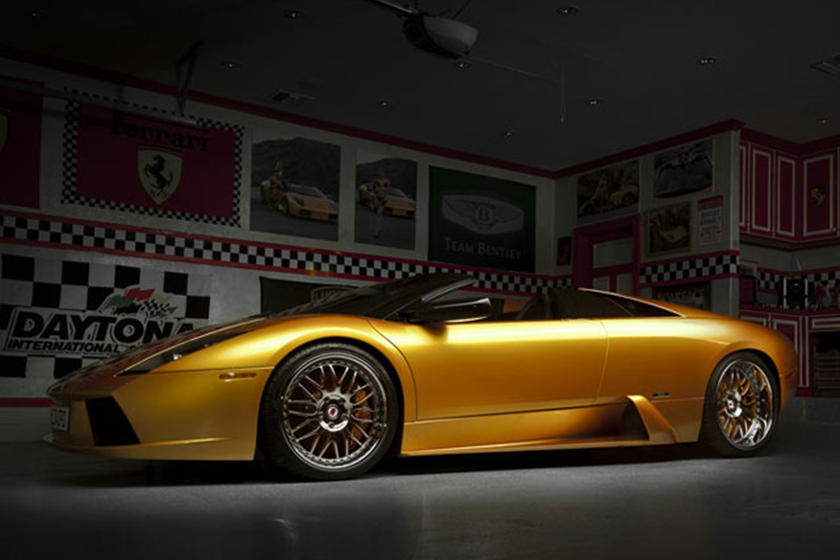 Lamborghini Murcielago Roadster By Need4speed Motorsports Carbuzz