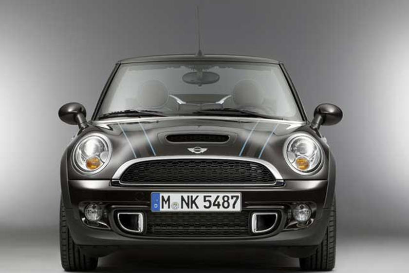 Mini Goes Exclusive With The Highgate Special Edition Convertible