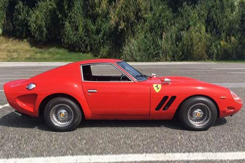 This Ferrari 250 Gto Is Really A 1978 Datsun Carbuzz