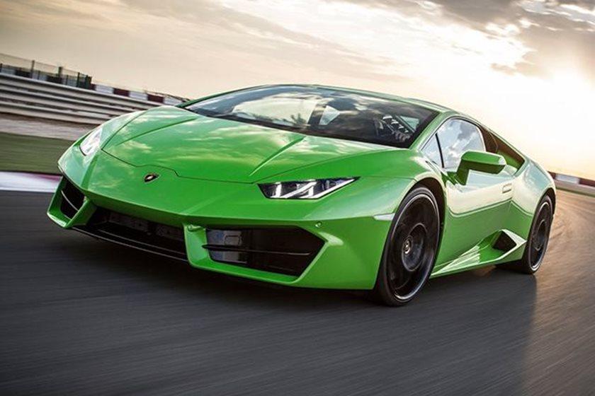 Lamborghini Could Give 2019 Huracan Rear Wheel Steering