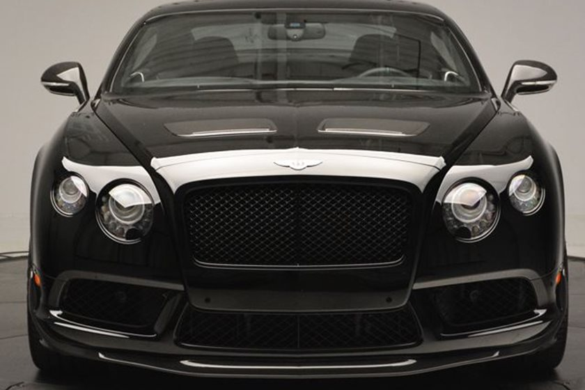 Limited Bentley Continental Gt3 R Costs 342 545 And Has No Back Seats Carbuzz