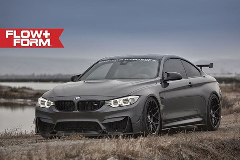 This Custom Bmw M4 Is The Automotive Equivalent Of 50 Shades Of Grey Carbuzz