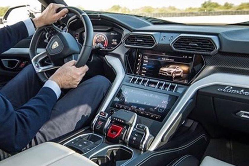 Lamborghini Urus Handsome Interior Gets Leaked To Instagram Carbuzz
