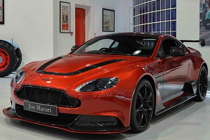 This Aston Martin Gt12 Costs Four Times More Than The New Vantage Carbuzz