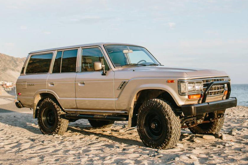 Weekly Craigslist Hidden Treasure: 1990 Toyota Land Cruiser With