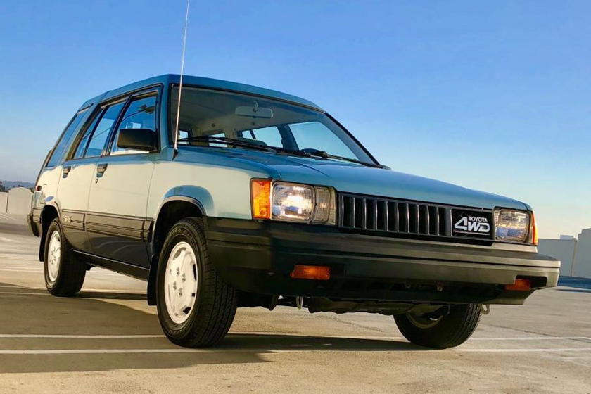 Weekly Craigslist Hidden Treasure: 1985 Toyota Tercel Wagon
