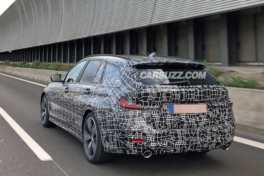 Bmw 3 Series Touring Set To Debut At 2019 Geneva Motor Show Carbuzz
