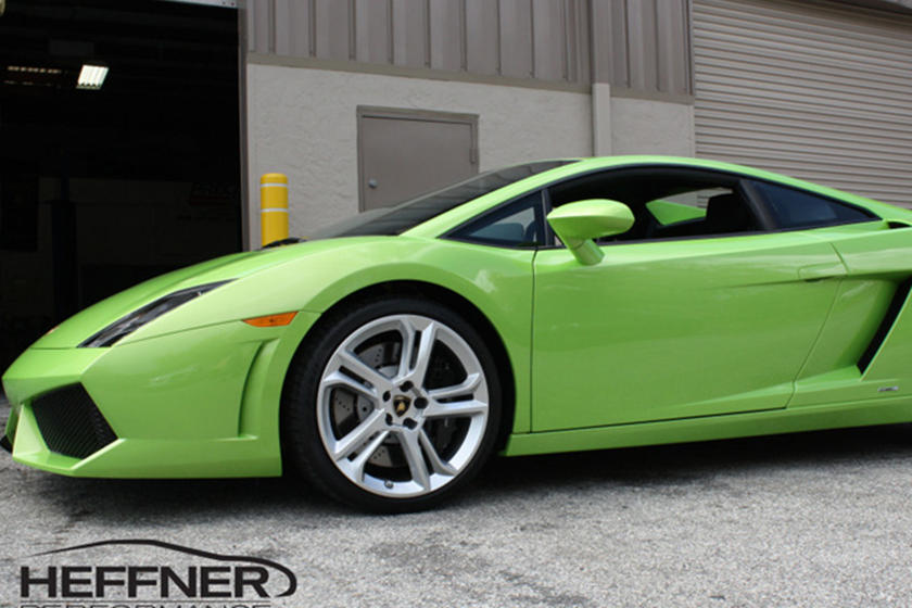 Heffner Performance Reveal Twin Turbo Lamborghini Gallardo Lp560 4