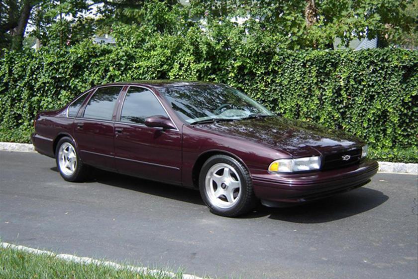 Get 95 Impala Ss Parts