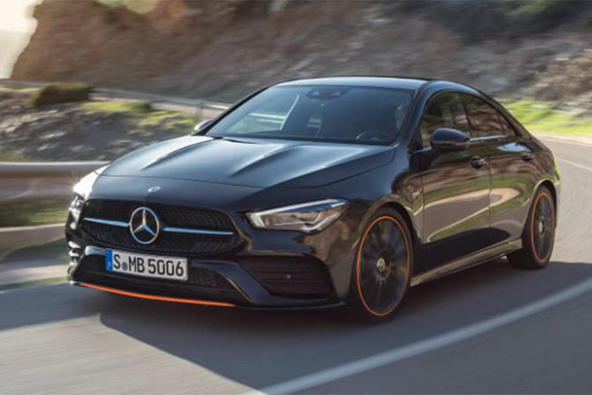 New Mercedes 2020 LEAKED: New 2020 Mercedes CLA Breaks Cover | CarBuzz