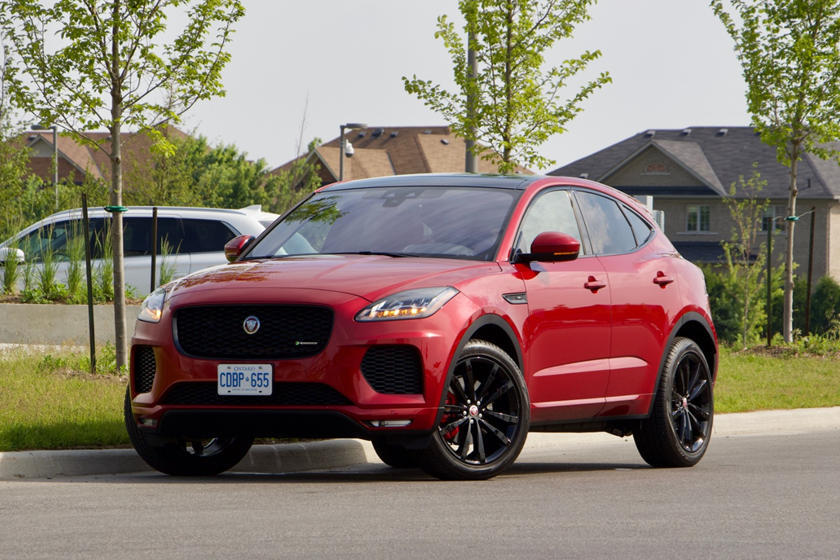 2019 Jaguar E-Pace Is Being Delivered With Missing Features