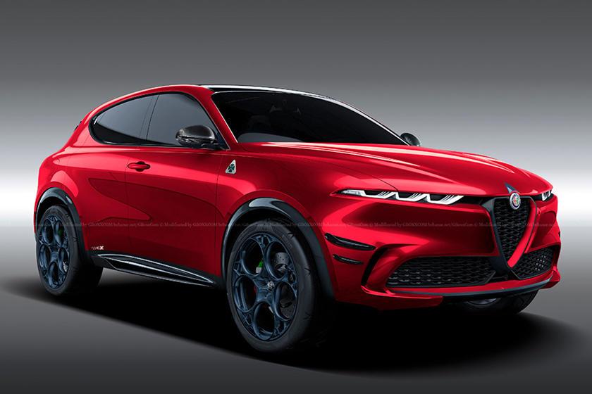 Alfa Romeo Tonale Quadrifoglio Would Be One Hot Crossover ...