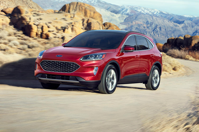 2020 Ford Escape Hybrid Will Be An Amazing Road Trip Vehicle