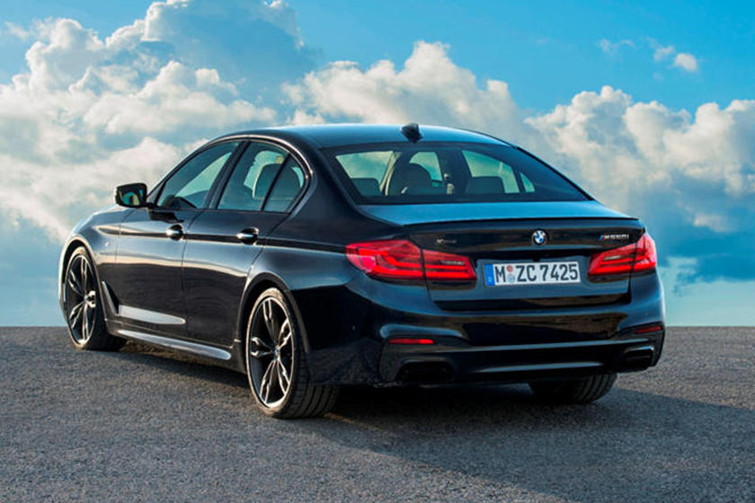 Confirmed 2020 Bmw 5 Series Coming With 8 Series Power Carbuzz
