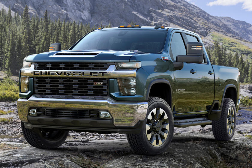 Confirmed: Chevrolet Silverado Is Going All Electric   CarBuzz