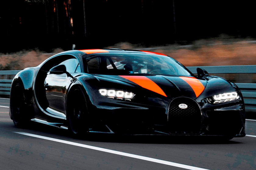 Bugatti Has A New $3.9 Million Masterpiece