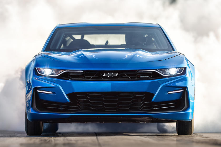 700-HP eCOPO Camaro Failed To Sell For Likely One Reason