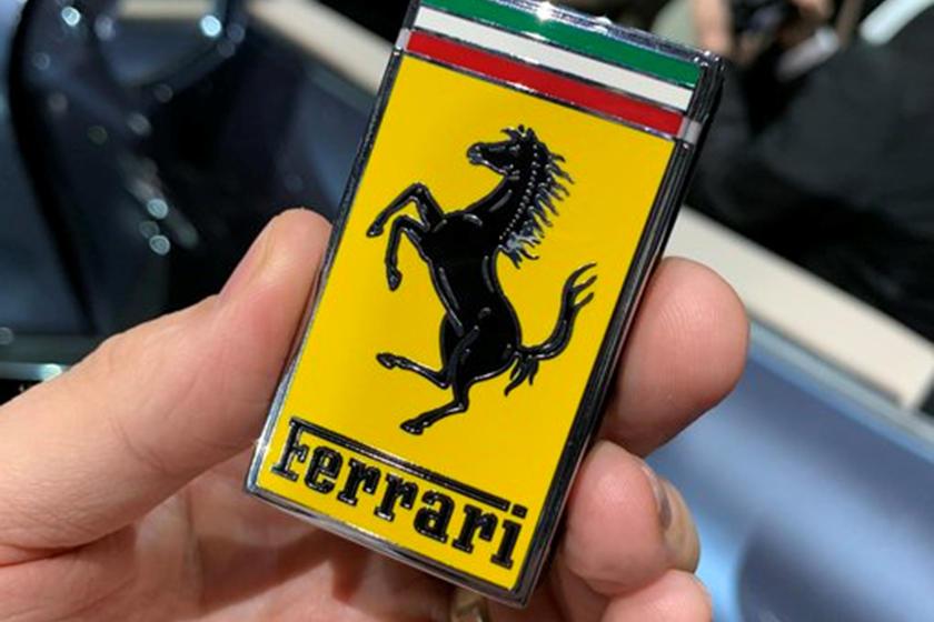 Ferrari Has A Giant New Key Fob Carbuzz