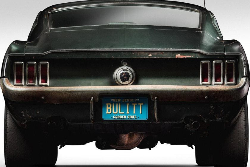 Just Who Bought The Original 'Bullitt' Ford Mustang?