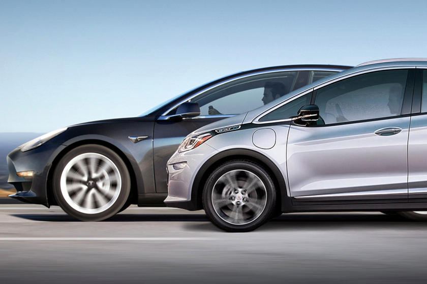 How The Chevy Bolt Ev Will Compete With Tesla Carbuzz