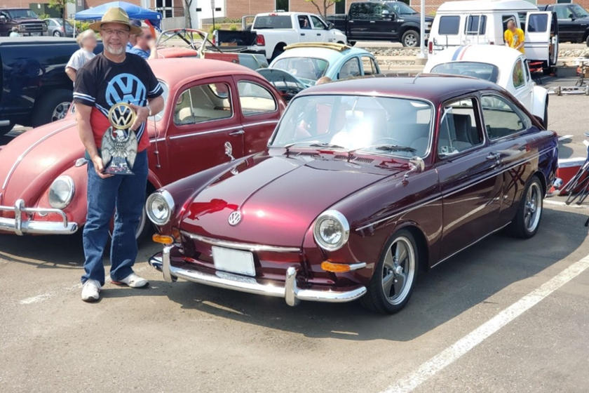 This Guy Spent 38 Years Finding His Father's Beloved Volkswagen
