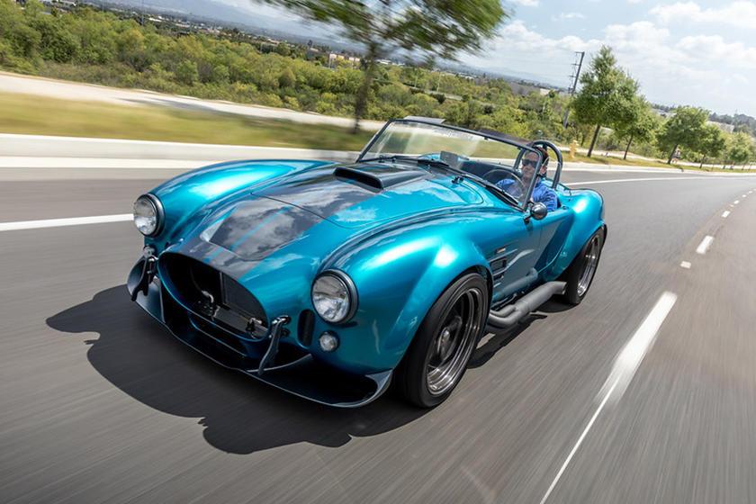 Sole Surviving Shelby Cobra 427 Super Snake Fetches $5.5M
