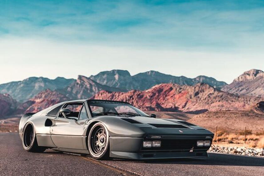 Stunning Restomod Ferraris You'll Love Or Hate