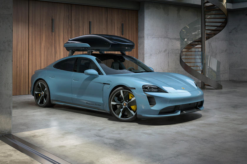 Porsche Launches High-Performance Roof Box