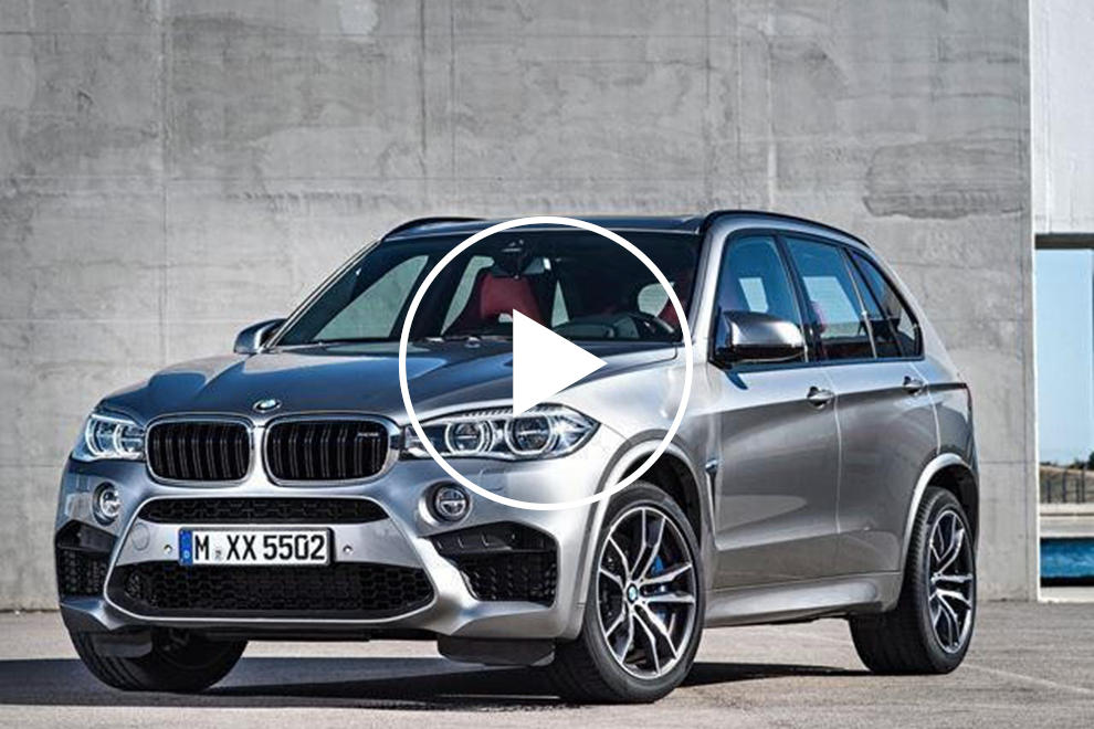 750-HP BMW X5 M Destroys Equally Powerful AMGs On The Track