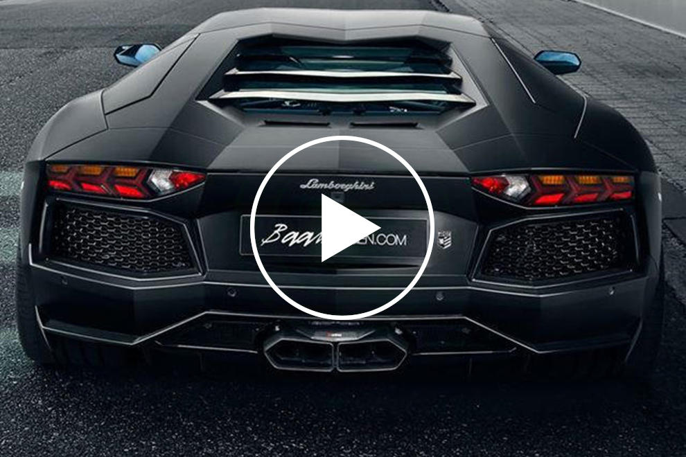 Is This Now The Best Sounding Lamborghini Aventador In The World
