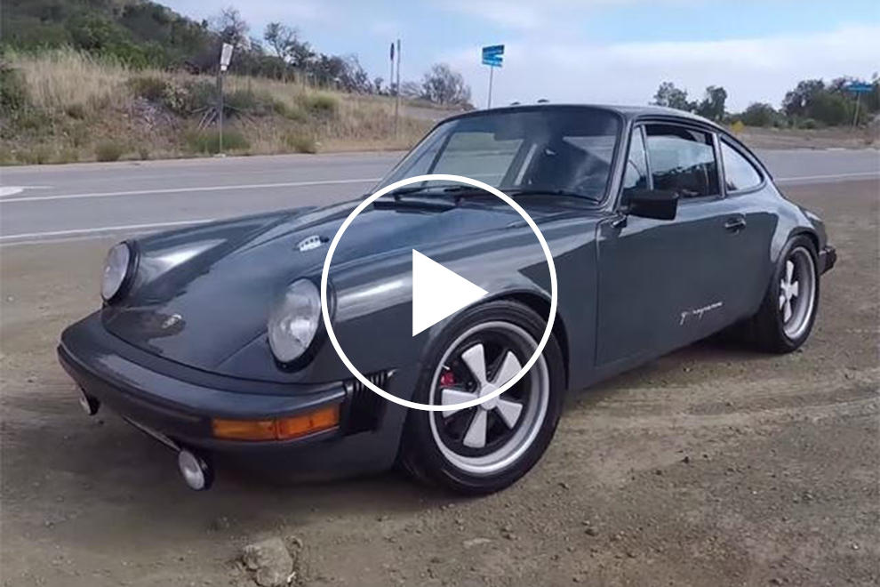 Singer Isn't The Only One Who Does Awesome Porsche 911 Restomods