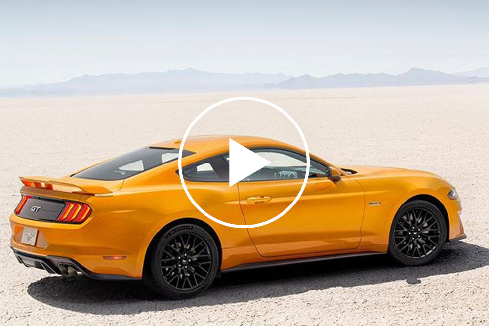 Mustang Gt 0 60 >> New Ford Mustang Gt Will Do 0 60 Mph In Less Than 4 0