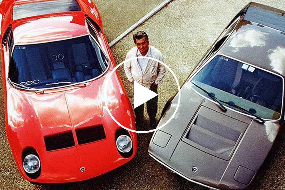 This Is The Story Of How Lamborghini Gave The Middle Finger To