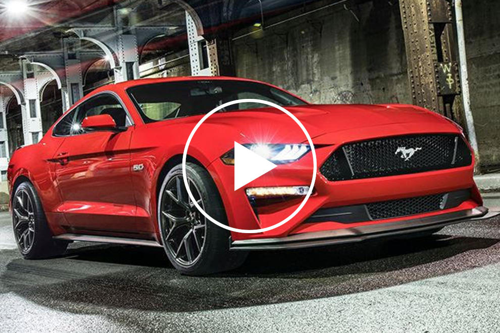 Ford, Roush Debut Warranty-Backed Mustang Supercharger Good