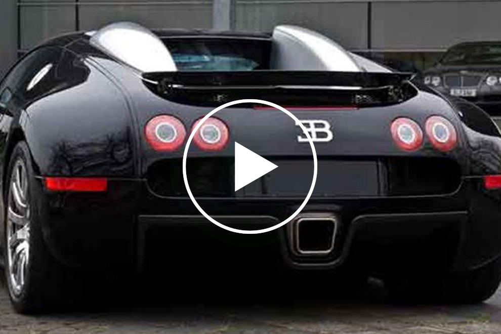 The World S Most Expensive Exhaust System Is Inside A