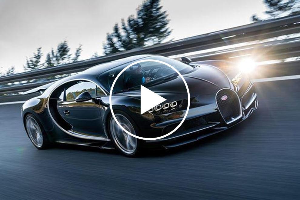 take a 360-degree tour of the bugatti chiron's exquisite interior