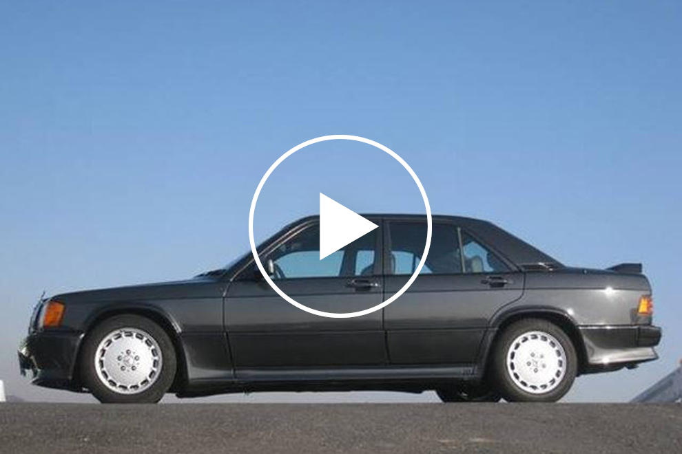 The 190E 2 3-16 Is Much More Than A Mercedes-Benz With A Body Kit