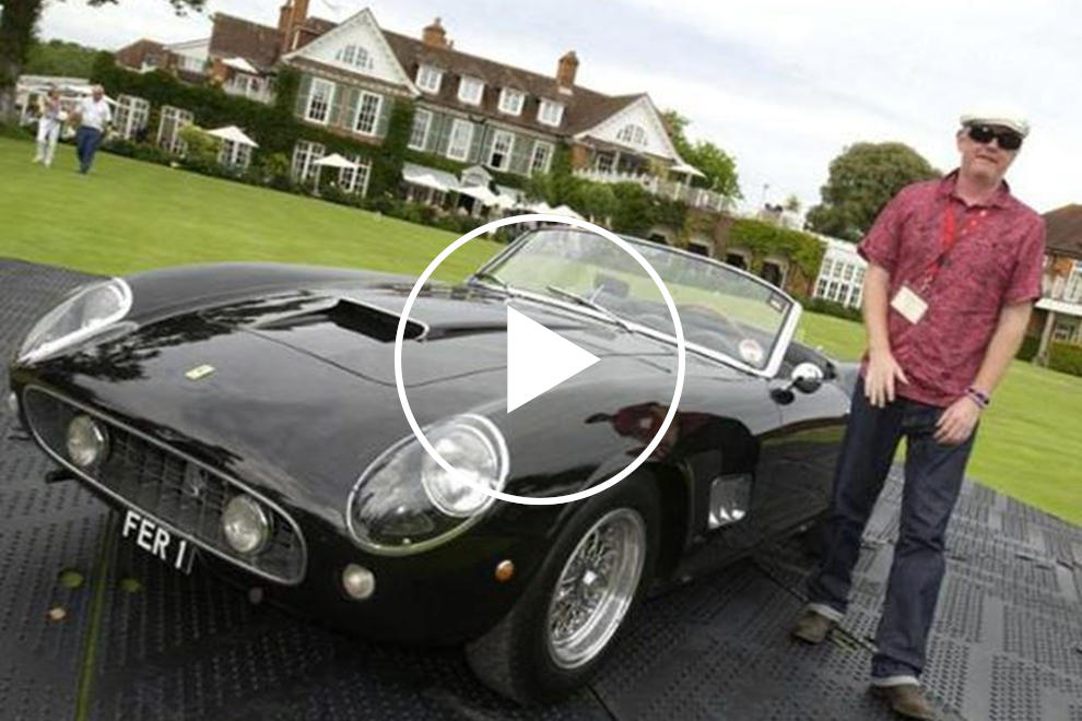 Chris Evans Vs Chris Harris Who Has The Better Car Collection Carbuzz