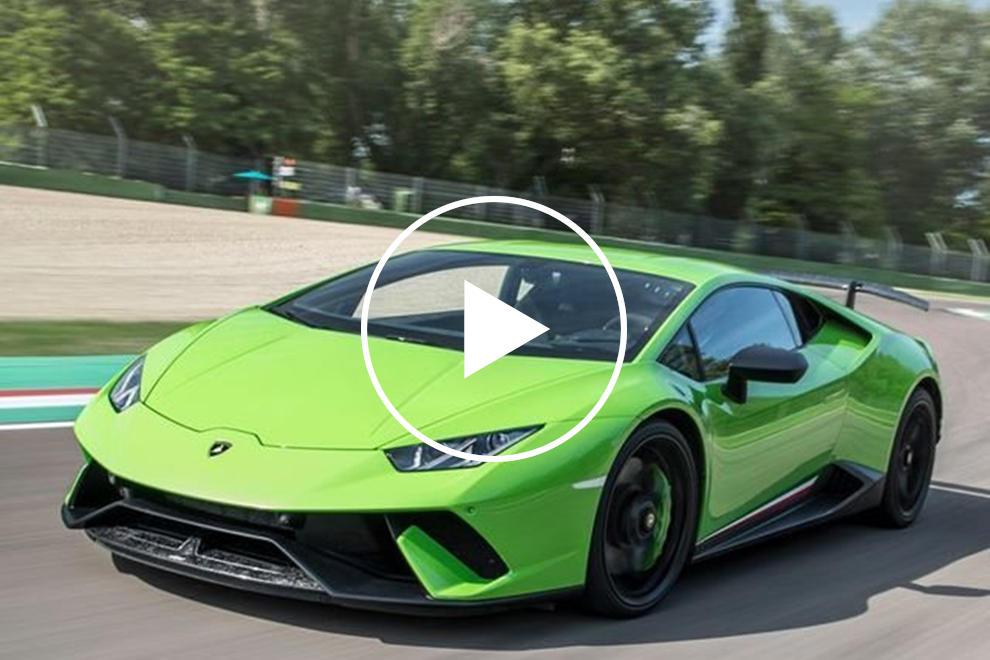 Lamborghini Huracan Reminds Jay Leno Why He Doesn T Own Ferraris