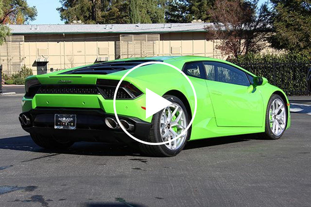 The Cheapest Lamborghini Huracan You Can Buy Is Also The Best One